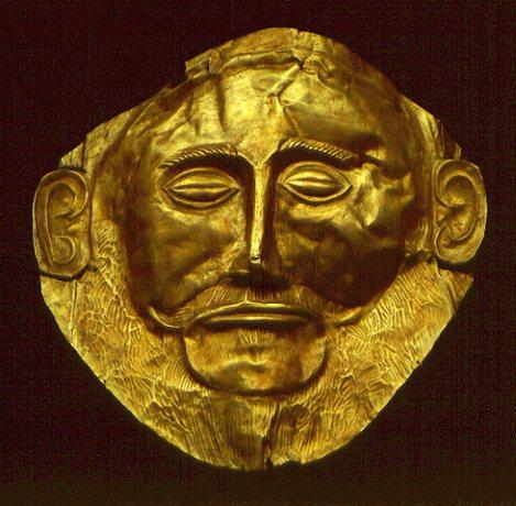 Death Mask from Mycenae