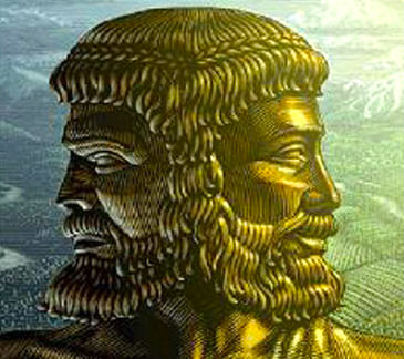 Janus, the Roman God of Beginnings and Transitions