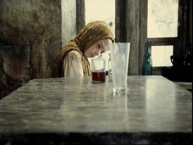 Last Scene from Andrei Tarkovsky's Film Stalker