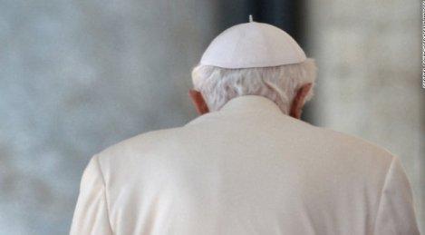 Adieu Benedict XVI!
