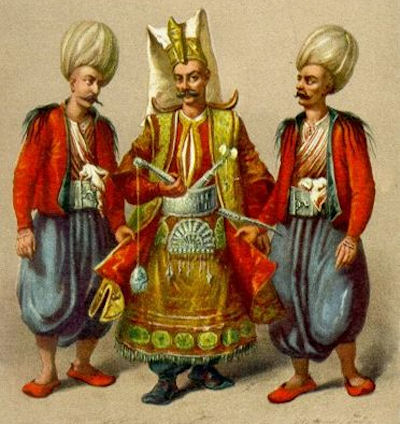 At One Time, They Were Feared by the Enemies of the Ottoman Empire