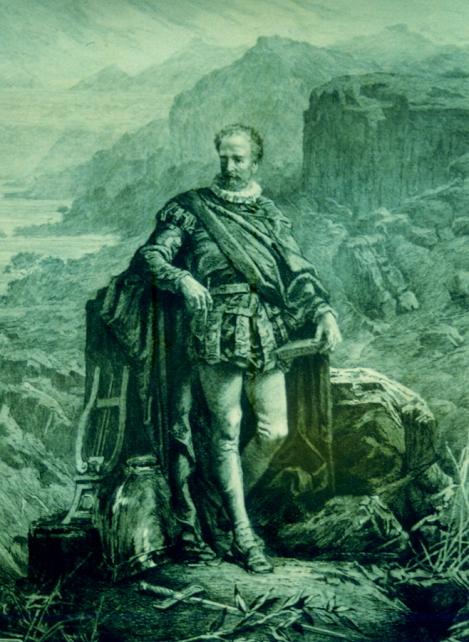 Luis de Camõens (1524-1580)