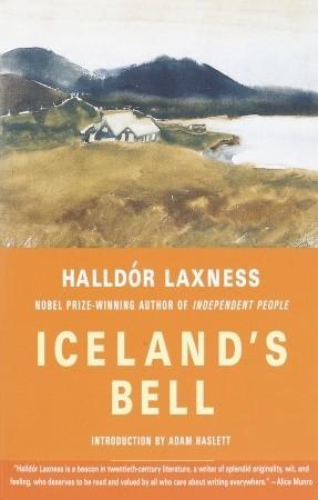 The Laxness Novel I Am Now Reading