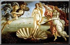Botticelli's Venus
