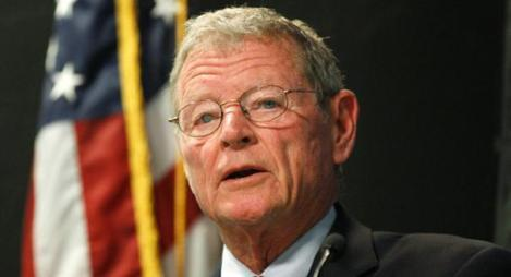 Senator Jim Inhofe (R-OK)