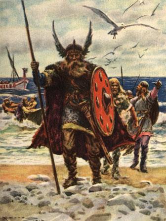Vikings: The Stereotype