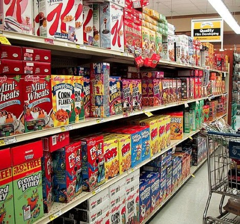 Most Supermarkets Are—To Me Anyhow—Carb-filled Minefields