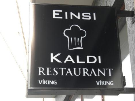 Where I Encountered the Icelandic Girls' Soccer Team
