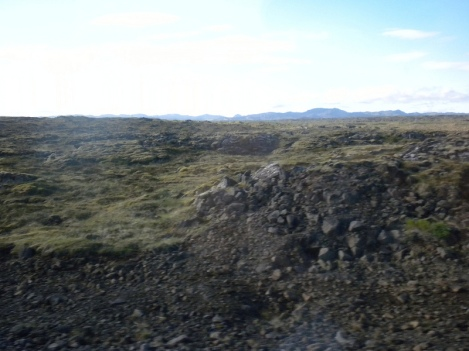 Hraun Is the Icelandic Word for Volcanic Waste