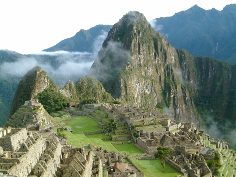 I Am Thinking of Visiting Peru Next