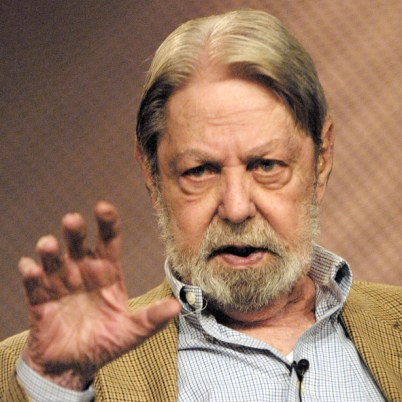 Historian Shelby Foote (1916-2005)