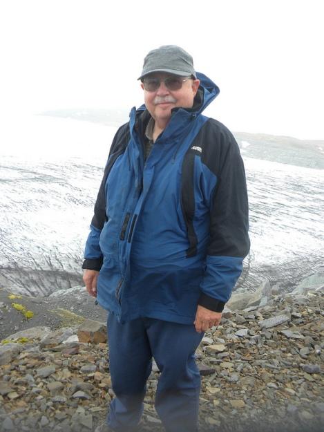At Vatnajökull