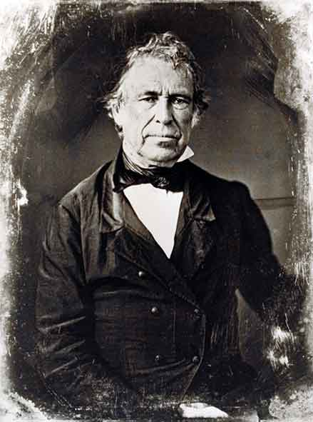General Zachary Taylor (1784-1850)