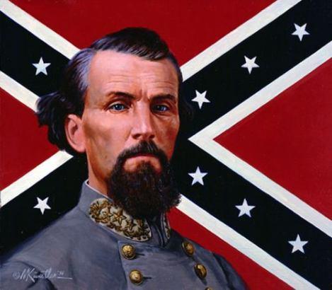 Lieutenant General Nathan Bedford Forrest