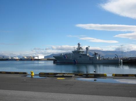 Icelandic Coast Guard Vessel