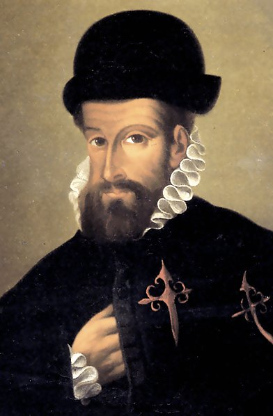 Francisco Pizarro (d. 1541)
