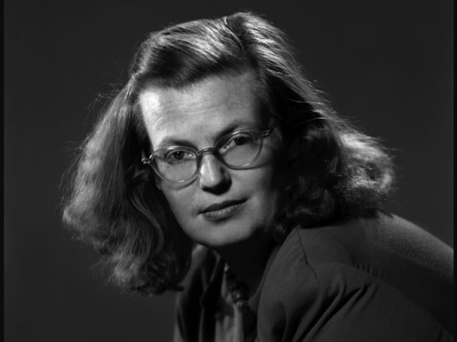 Author Shirley Jackson