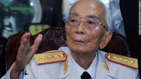 General Vo Nguyen Giap of Viet Nam