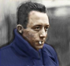 French Writer Albert Camus, Born 100 Years Ago Today