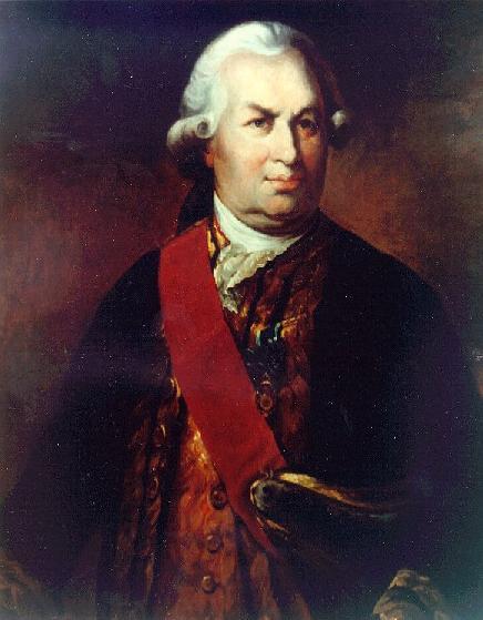 Admiral François Joseph Paul de Grasse