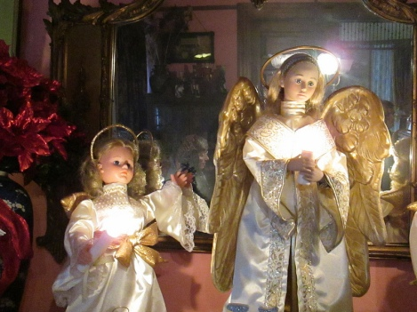 Angels at L.A.'s Grier Musser Museum
