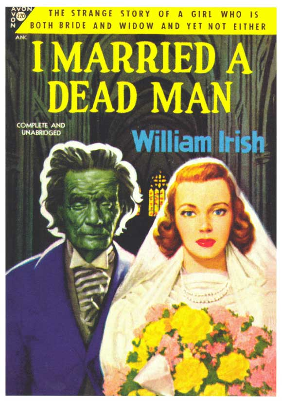 """""""William Irish"""" Was a Pen Name Used by Cornell Woolrich"""