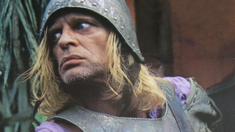 Klaus Kinski in Aguirre, Wrath of God (1972)