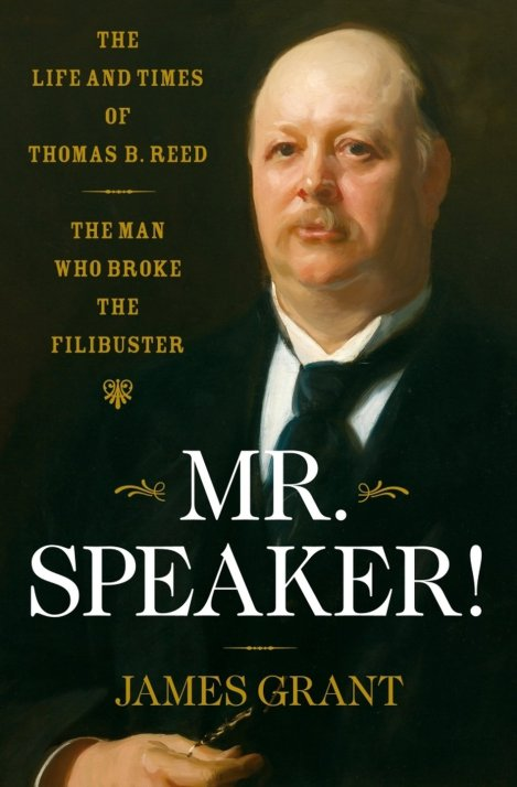 House Speaker Thomas B. Reed (R-Me)