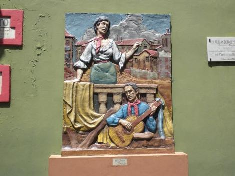 Art on the Caminito