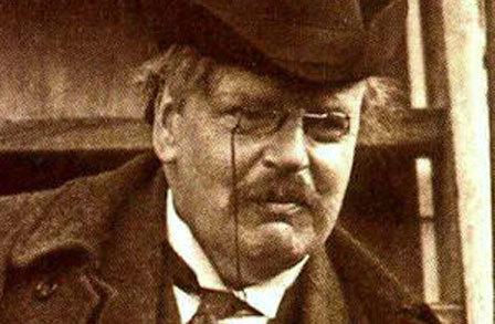Saint G. K. Chesterton?