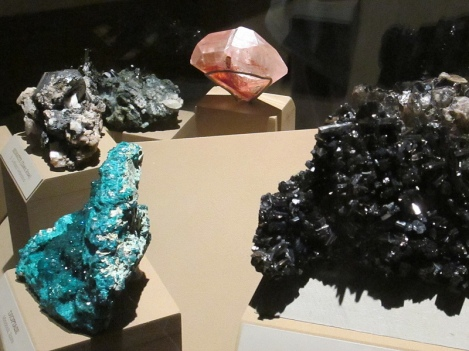 Selected Gems amnd Minerals