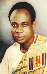 Kwame Knrumah, the Osagyefo