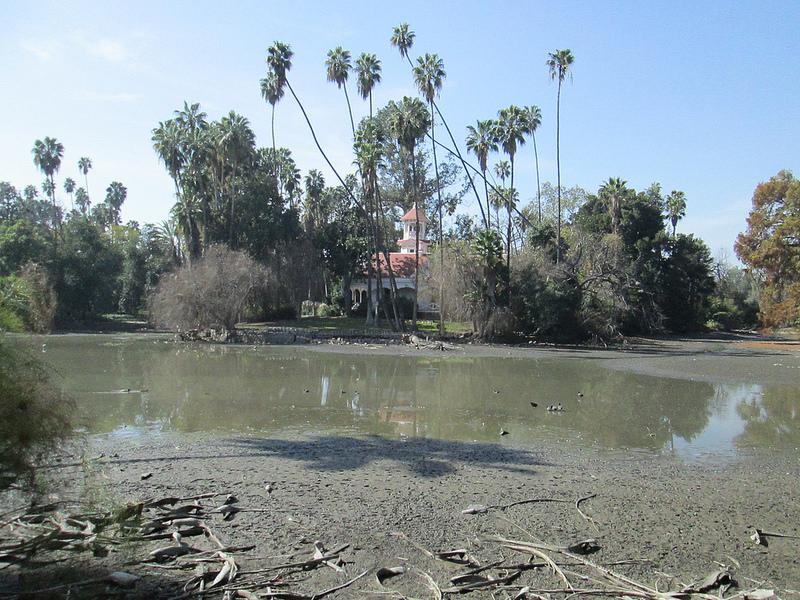 Baldwin Lake—Now a Mudhole