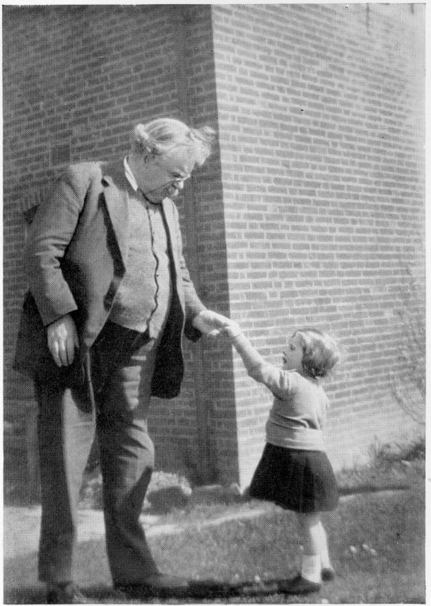 Chesterton with Admirer