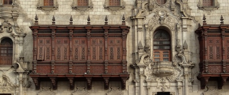 Spanish Colonial Architecture in Peru