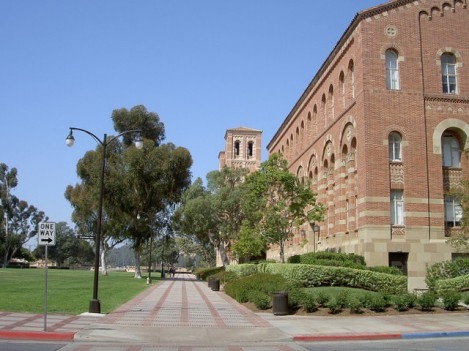 University Buildings at UCLA