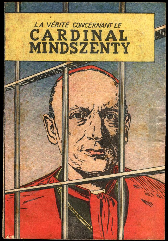 Cardinal Jószef Mindszenty