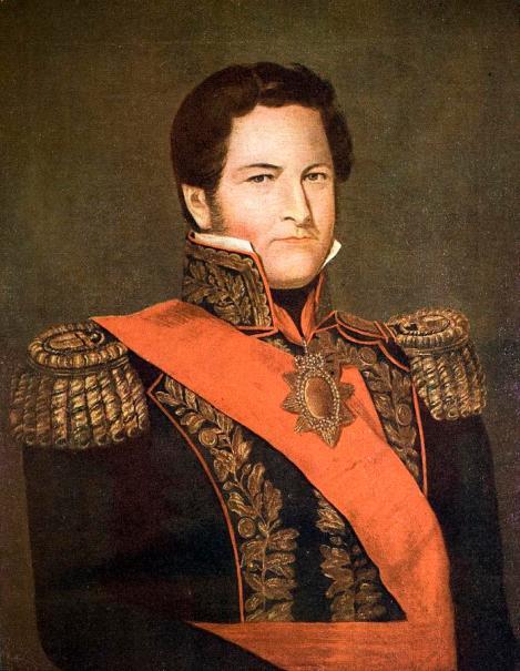 Juan Manuel de Rosas Ruled Argentina 1929 to 1952