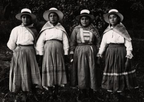 Peruvian Campesinas