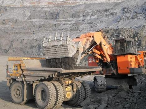 Illegal Mining Machinery To Be Wrecked by the Peruvians