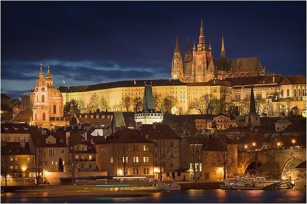 Prague Castle, Seat of the Czech Government