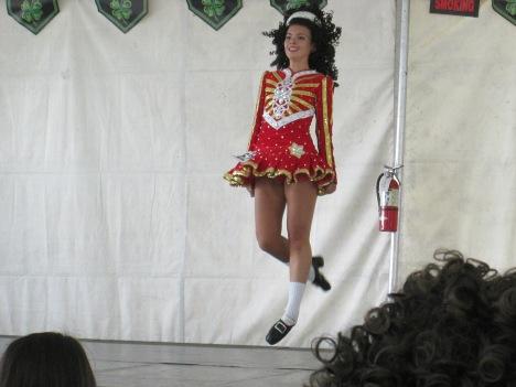 Irish Stepdancing