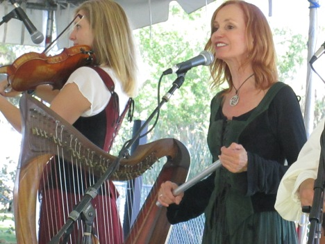 Kathy Sierra and Maggie Butler of Golden Bough