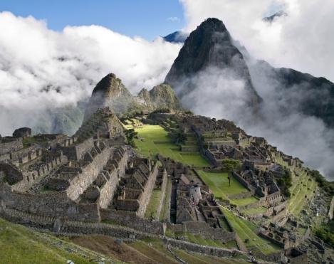 Neruda's Macchu Picchu