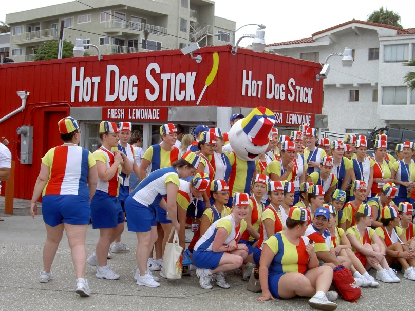 Hot Dog on a Stick Meeting 2006