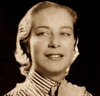 Songstress Chabuca Granda (1920-1983)