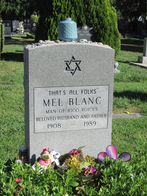And Who, Might You Ask, Was Mel Blanc?