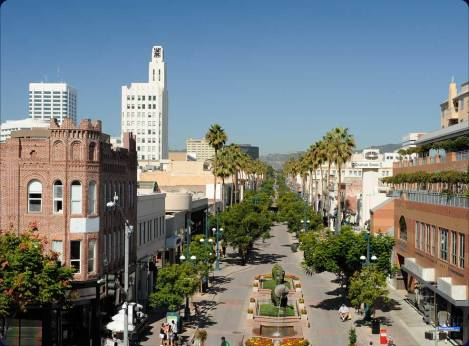 The Santa Monica Promenade Today