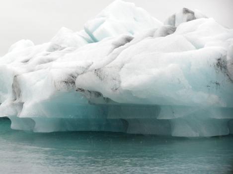 The Jökullsárlón Glacial Lagoon