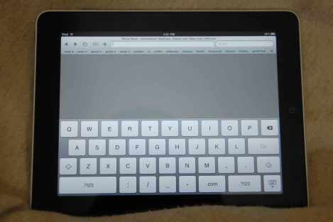 I Wish Touchscreen Keyboards Could Be Uninvented